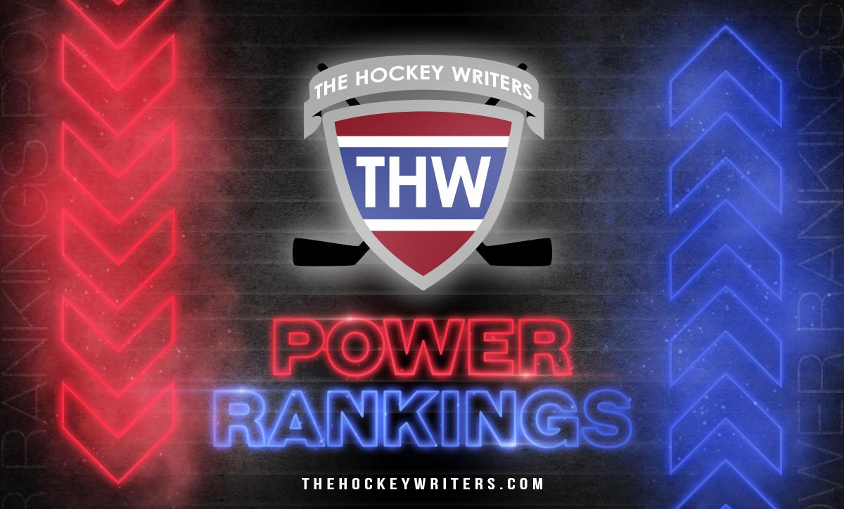 Baker's Dozen THW's Power Rankings