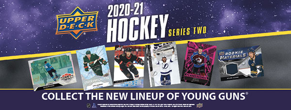 2020-21 Upper Deck Series 2 banner