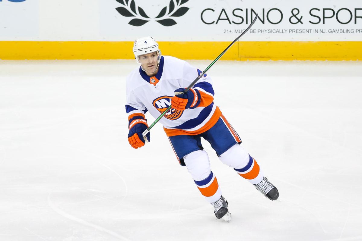 Andy Greene New York Islanders