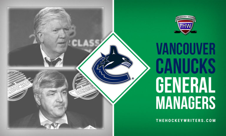 Vancouver Canucks Ranking the General Managers Brian Burke and Pat Quinn