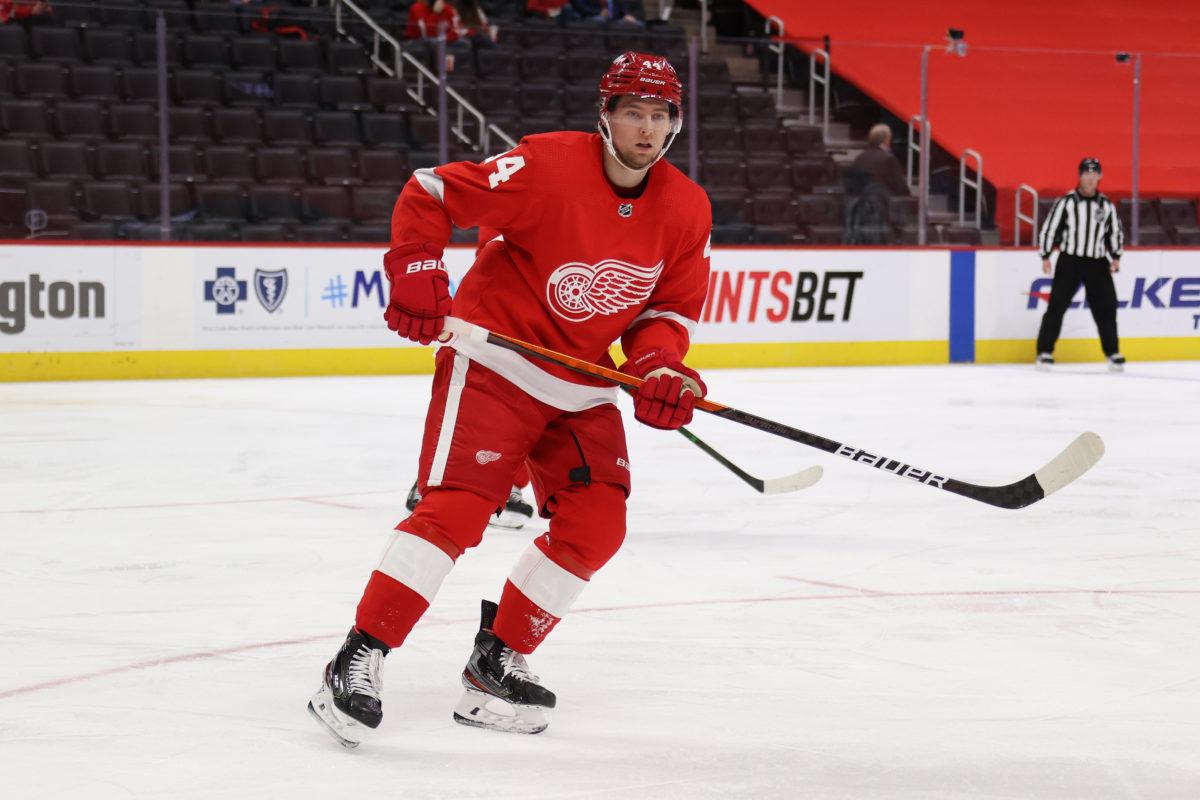 Christian Djoos Detroit Red Wings