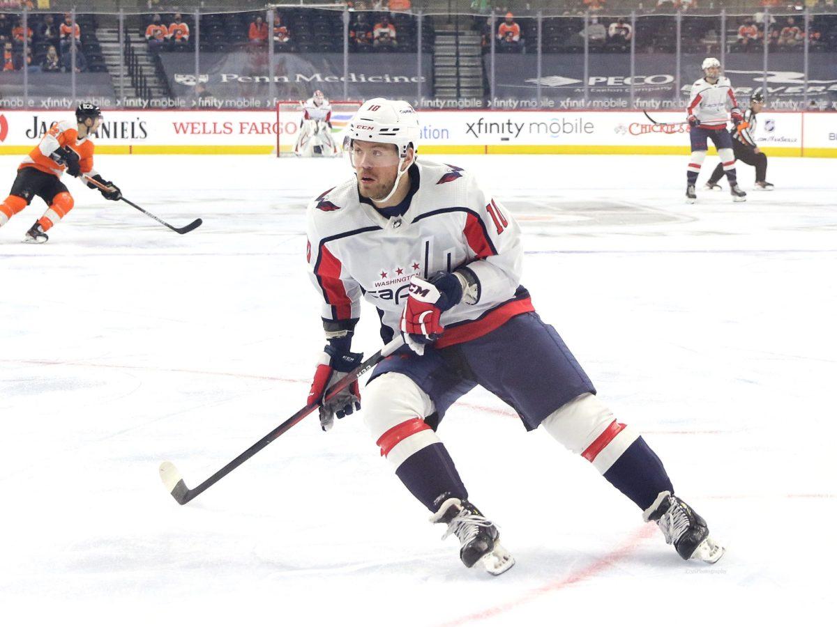 Daniel Sprong Washington Capitals