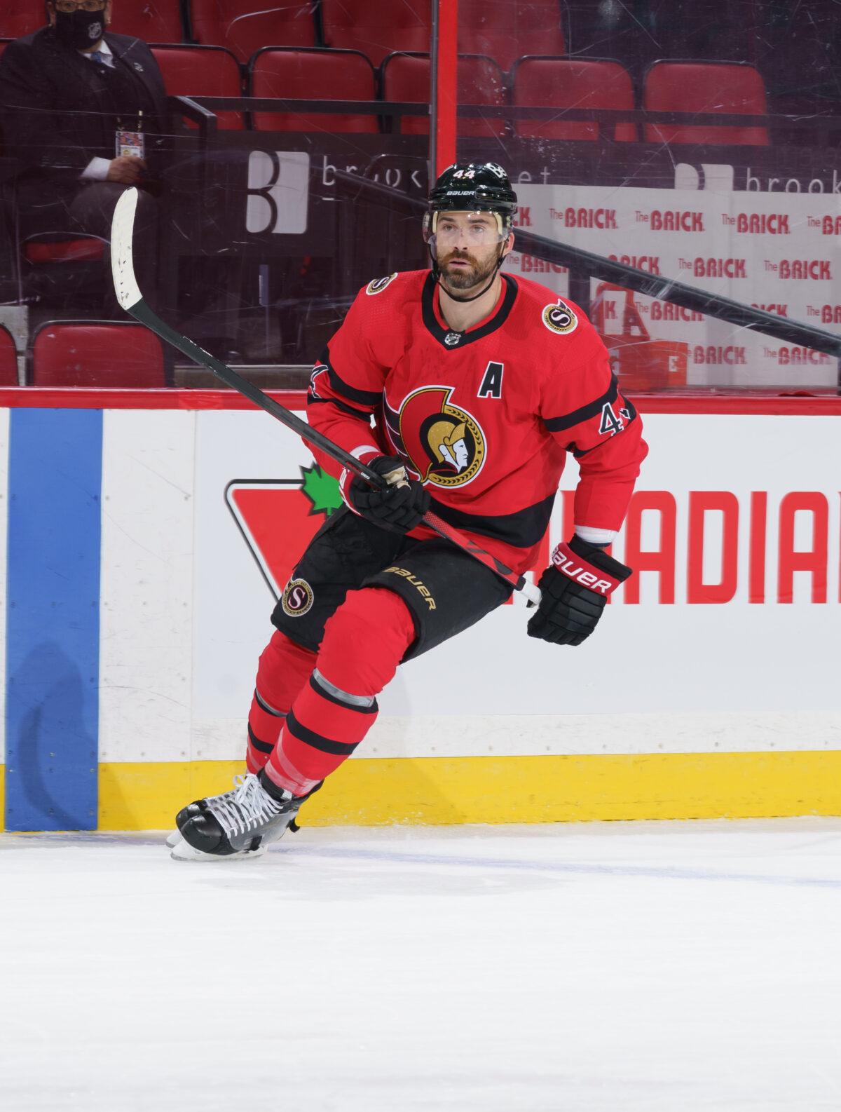 Erik Gudbranson Ottawa Senators