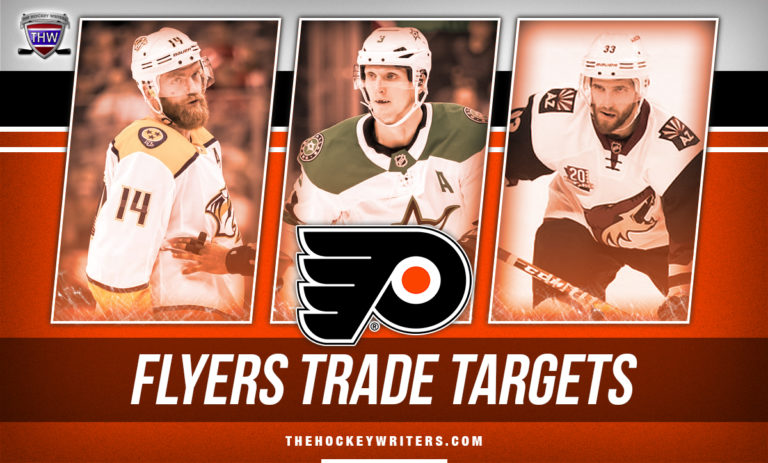 Philadelphia Flyers Trade Targets Mattias Ekholm, John Klingberg, and Alex Goligoski