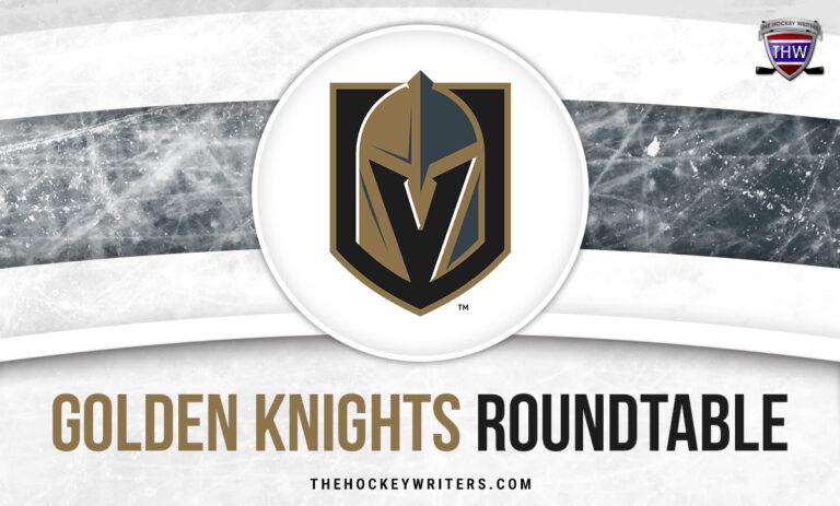 Vegas Golden Knights Roundtable