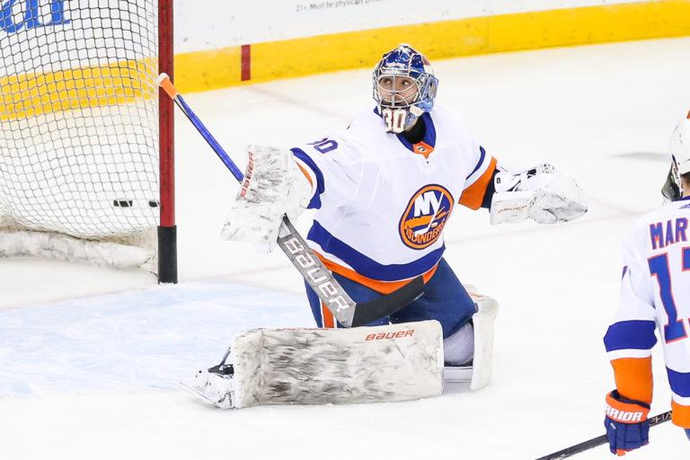 Ilya Sorokin New York Islanders