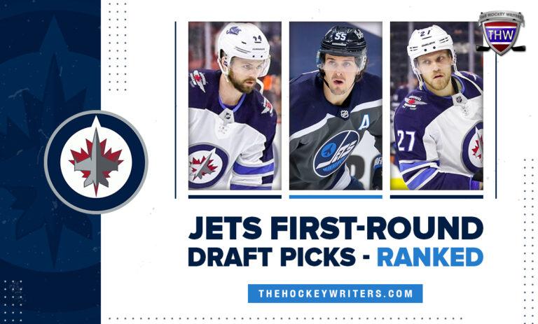Winnipeg Jets First-Round Draft Picks - Ranked Mark Scheifele, Nikolaj Ehlers, and Josh Morrissey