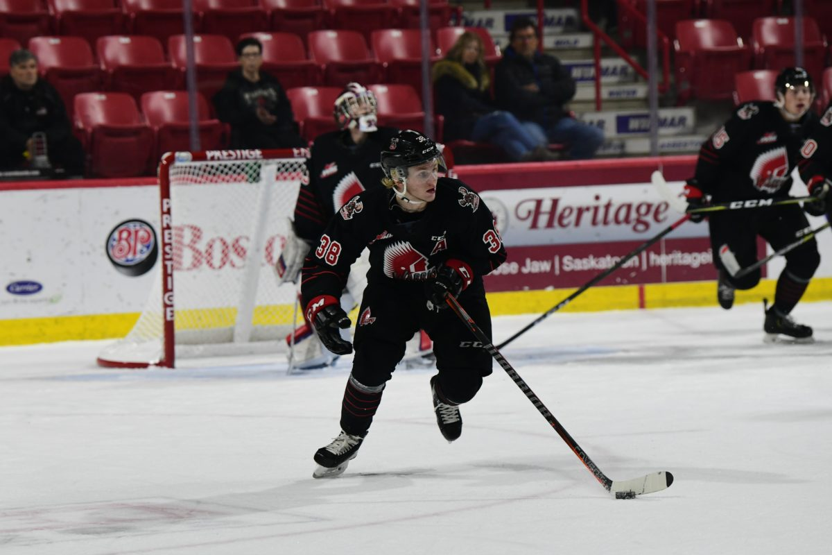 Ryder Korczak, Moose Jaw Warriors