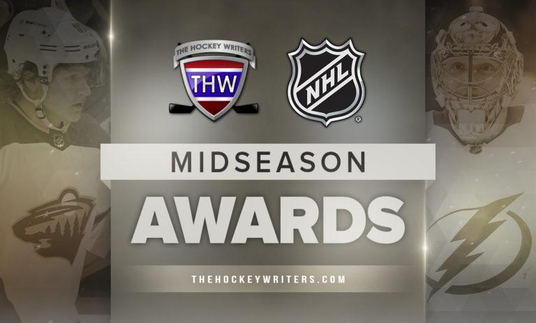 NHL Midseason Awards Vasilevskiy & Kaprizov