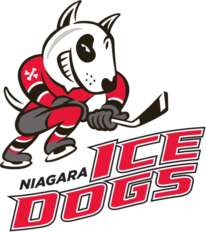 Niagara Ice Dogs logo