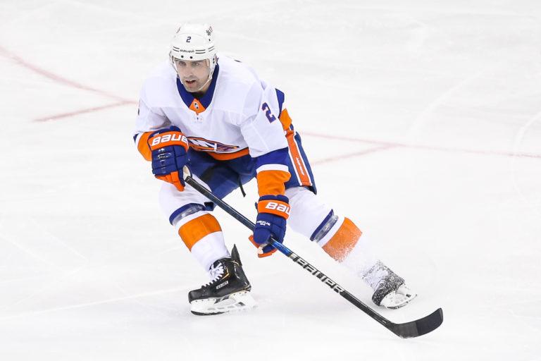 Nick Leddy New York Islanders