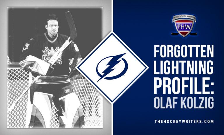 Forgotten Tampa Bay Lightning Profile: Olaf Kolzig