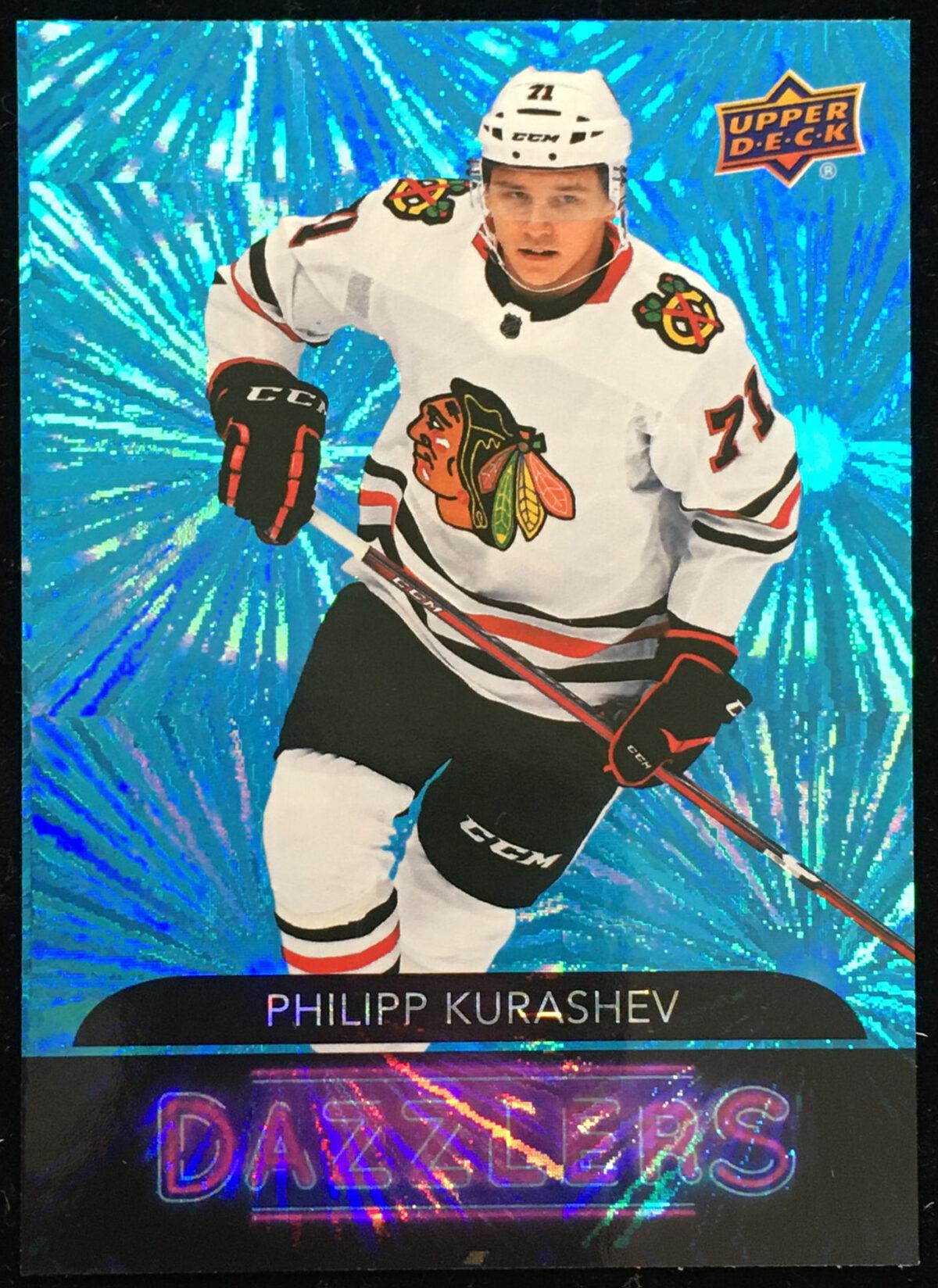 Philipp Kurashev 2020-21 Upper Deck 2