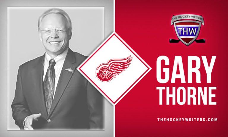 Top 3 Red Wings Games Called By Gary Thorne