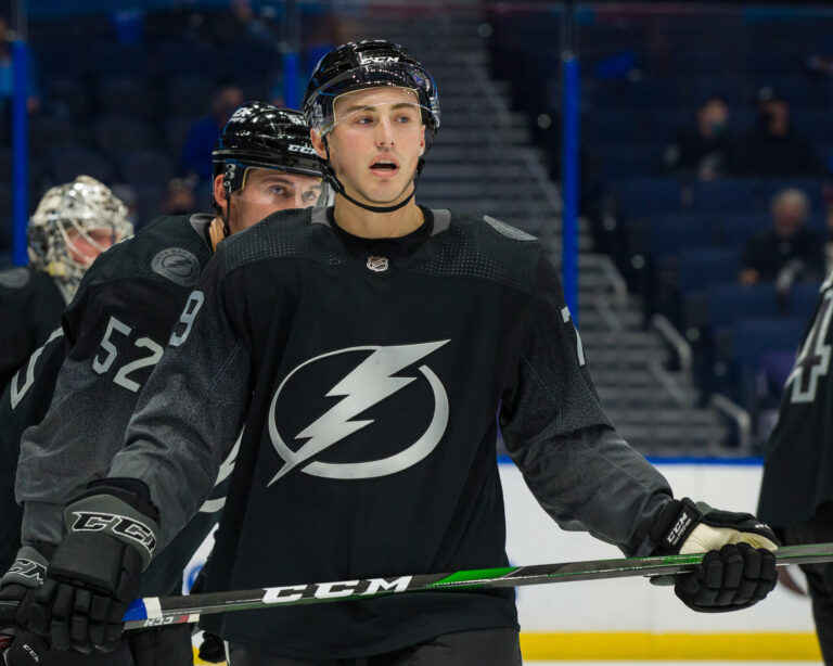Ross Colton Tampa Bay Lightning