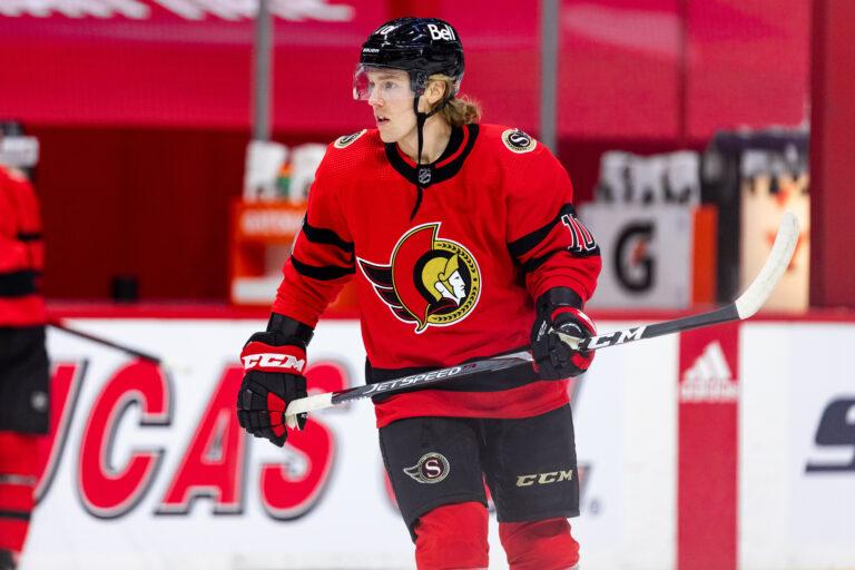 Ryan Dzingel Ottawa Senators