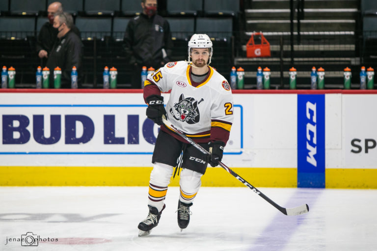 Tommy Novak Chicago Wolves