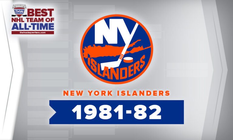 THW Best NHL Team of All-Time New York Islanders 1981-82