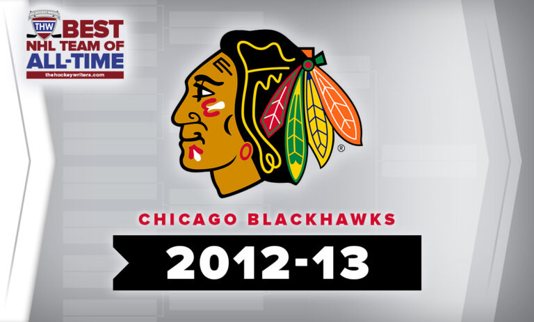 THW Best NHL Team of All-Time Chicago Blackhawks 2012-13