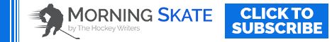 Morning Skate newsletter Click To Subscribe