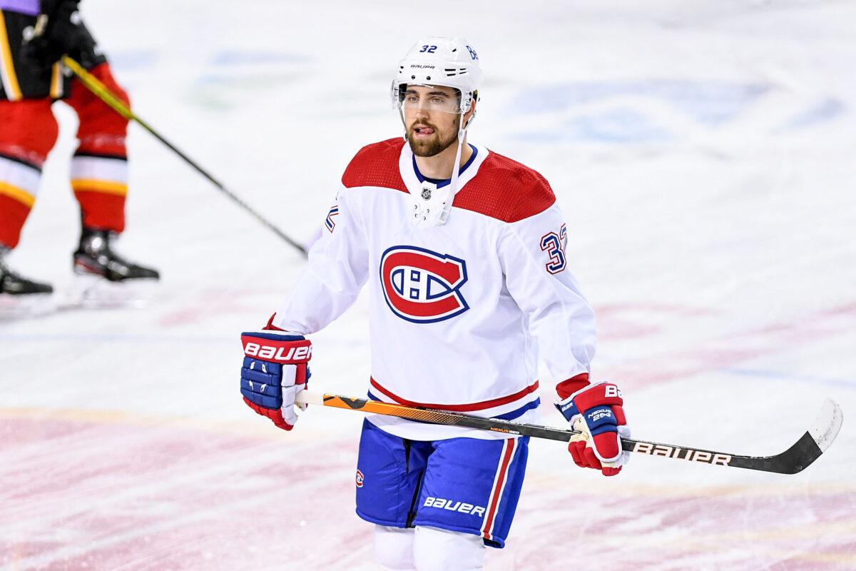 Erik Gustafsson Montreal Canadiens
