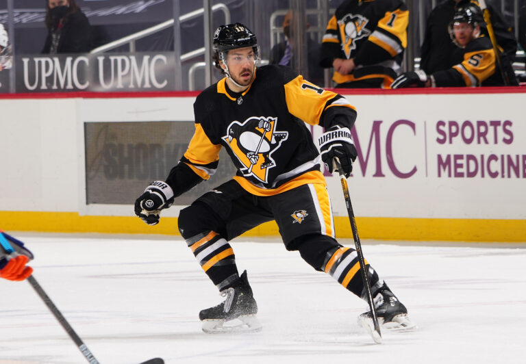 Frederick Gaudreau Pittsburgh Penguins