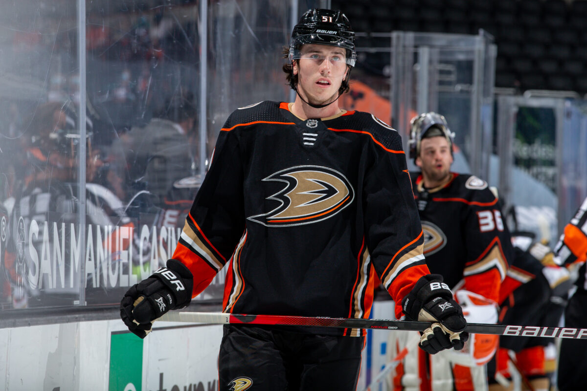 Haydn Fleury Anaheim Ducks Seattle Kraken