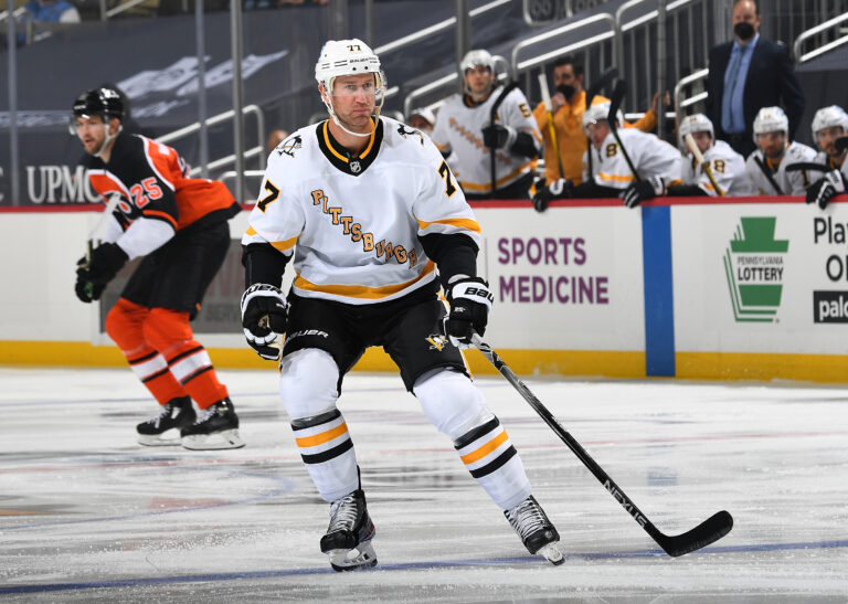 Jeff Carter Pittsburgh Penguins