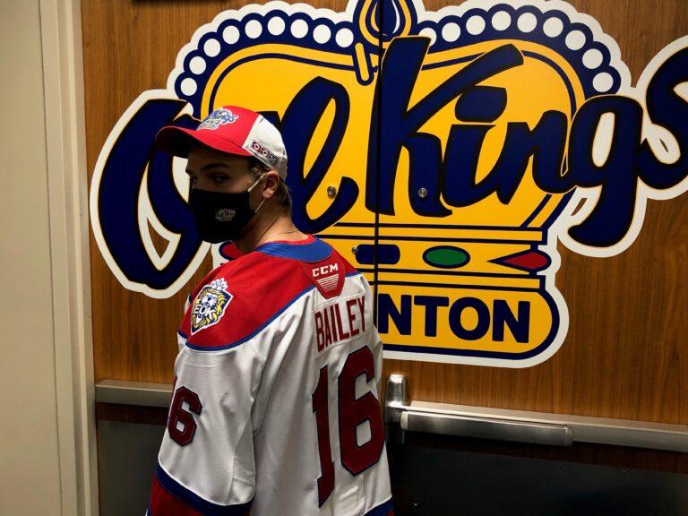 Kaid Oliver Edmonton Oil Kings