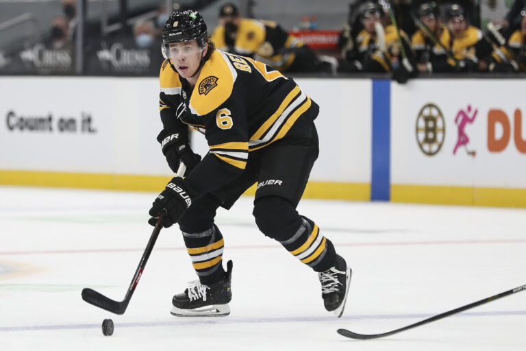 Mike Reilly Boston Bruins