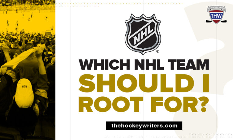 Which NHL Team Should I Root For?