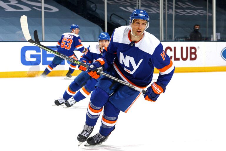 Travis Zajac New York Islanders