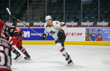 Tyler Angle Cleveland Monsters