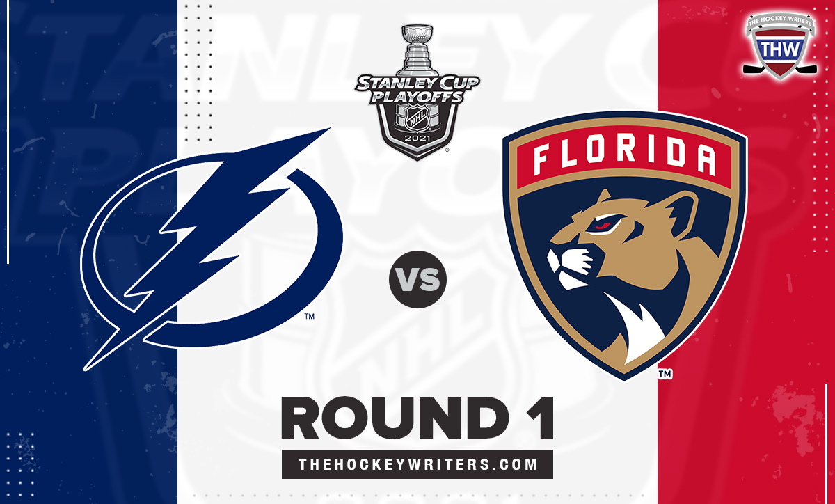 3 Burning Questions Heading Into Panthers & Lightning 1st Round Series