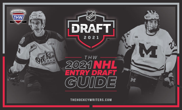 The Hockey Writers 2021 NHL Entry Draft Guide