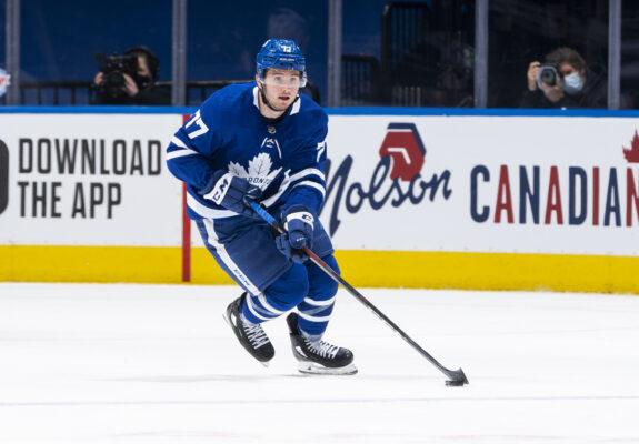 Adam Brooks Toronto Maple Leafs