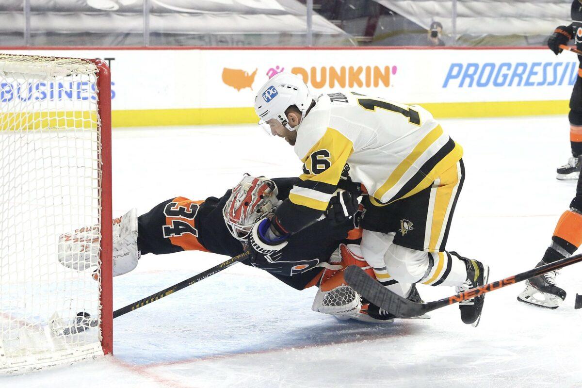 Alex Lyon Philadelphia Flyers