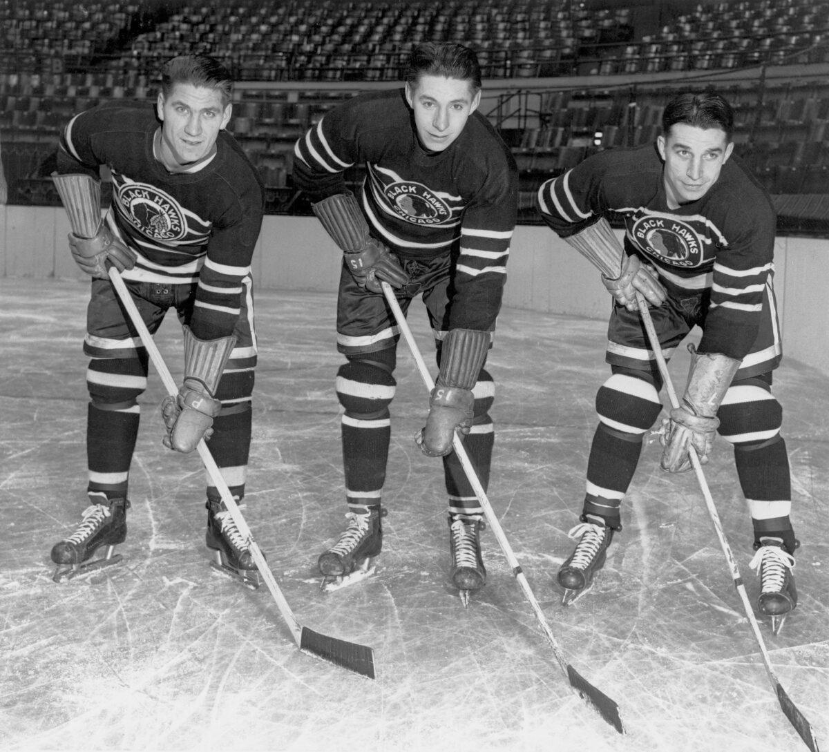 The Bentley Brothers, Chicago Blackhawks