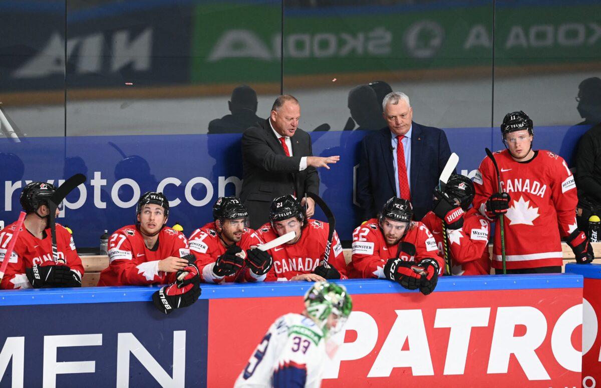 Team Canada 2021 World Championship