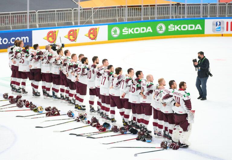 Canada v Latvia: Group B - 2021 IIHF Ice Hockey World Championship