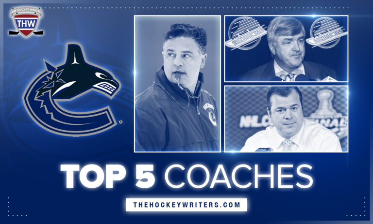 Vancouver Canucks Top 5 Coaches Pat Quinn, Alain Vigneault and Travis Green