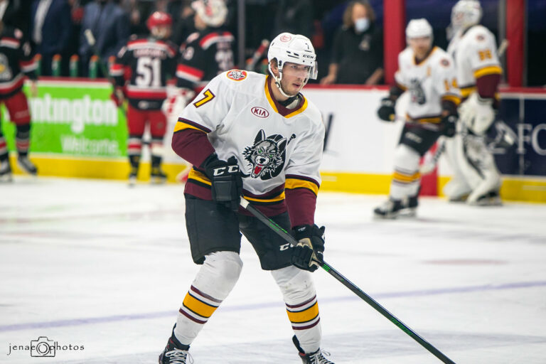 David Cotton Chicago Wolves