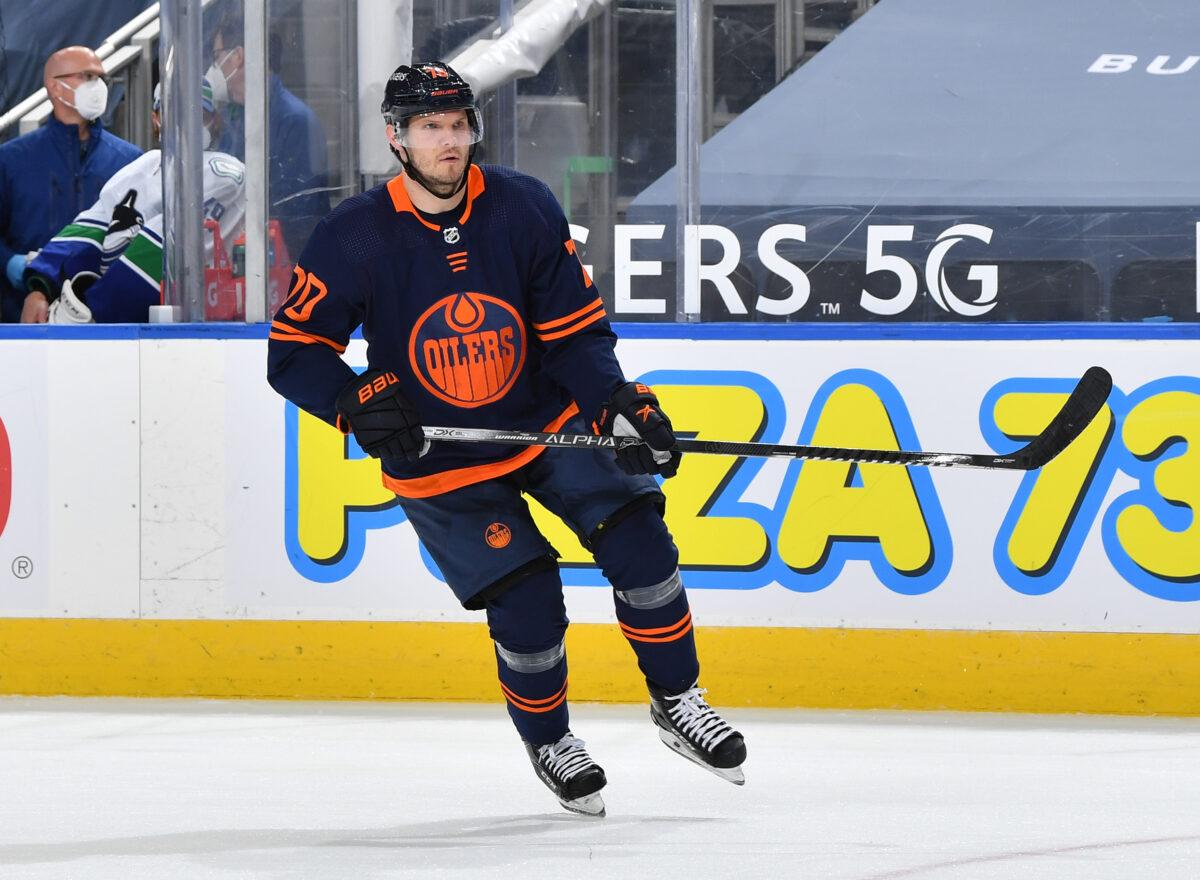 Dmitry Kulikov Edmonton Oilers