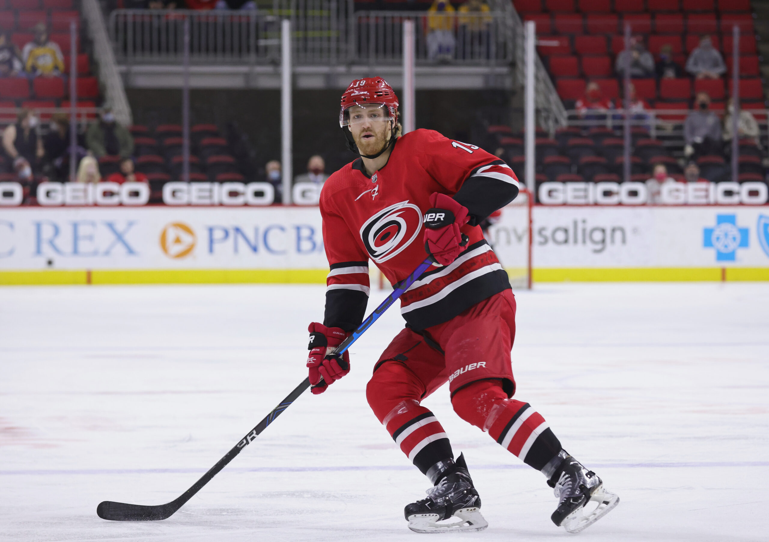 Red Wings and Dougie Hamilton Are Not A Fit