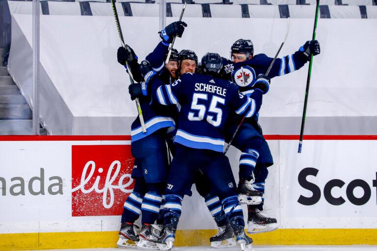 Edmonton Oilers Winnipeg Jets Game Four 2021