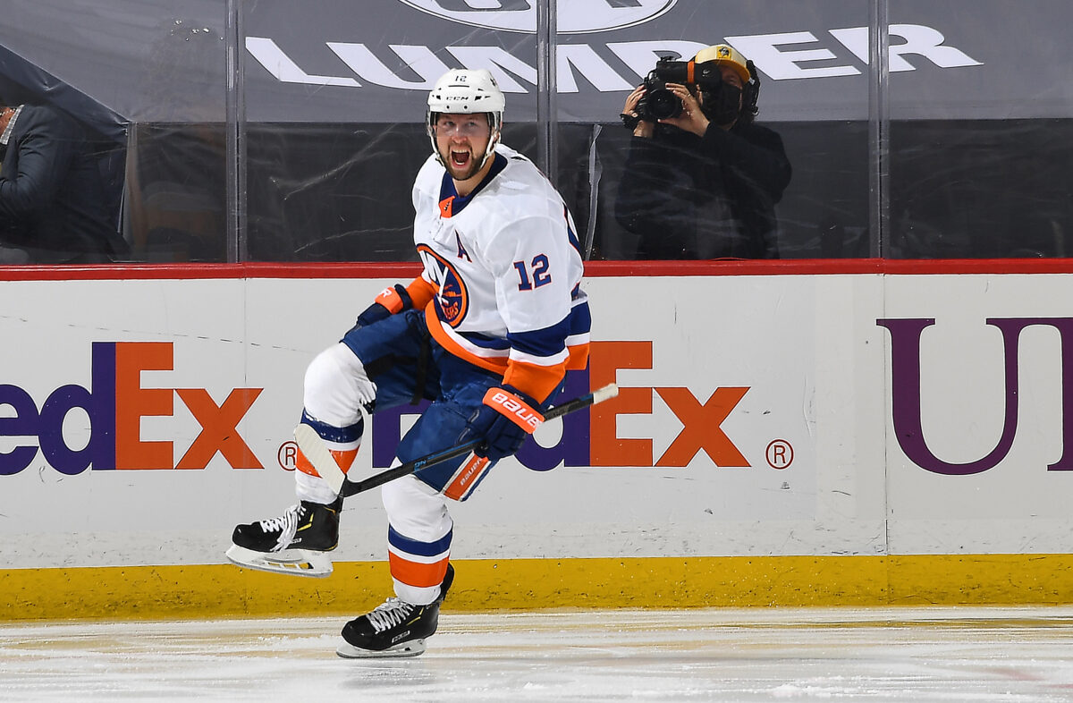 Josh Bailey New York Islanders