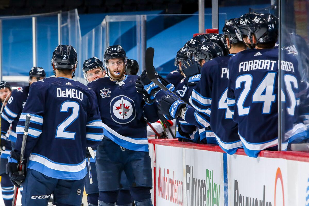 Pierre-Luc Dubois Winnipeg Jets