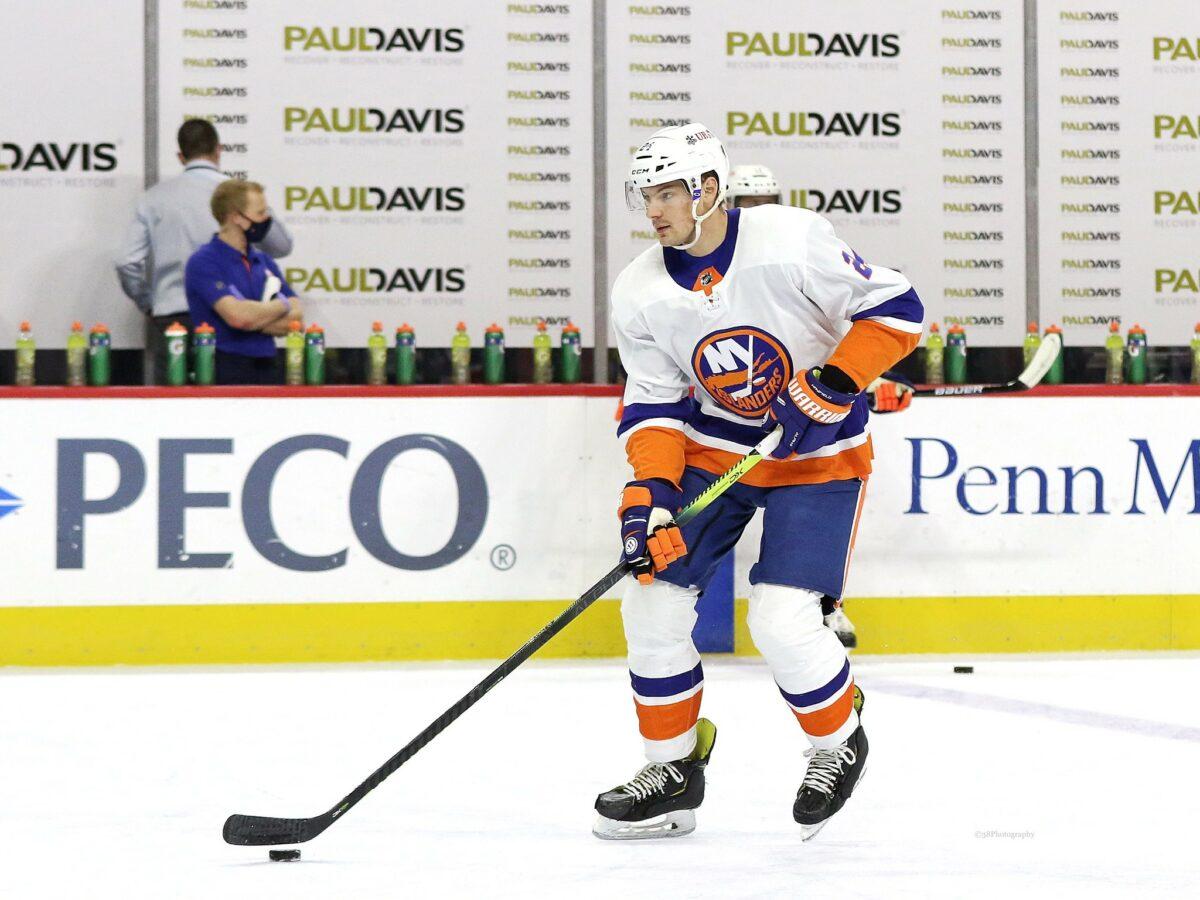 Scott Mayfield New York Islanders