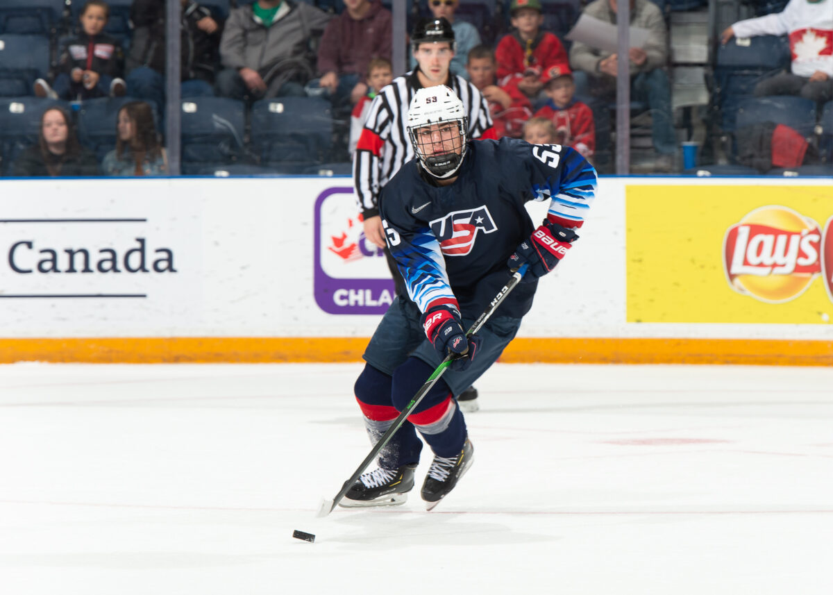 Tyler Boucher USA Hockey NTDP