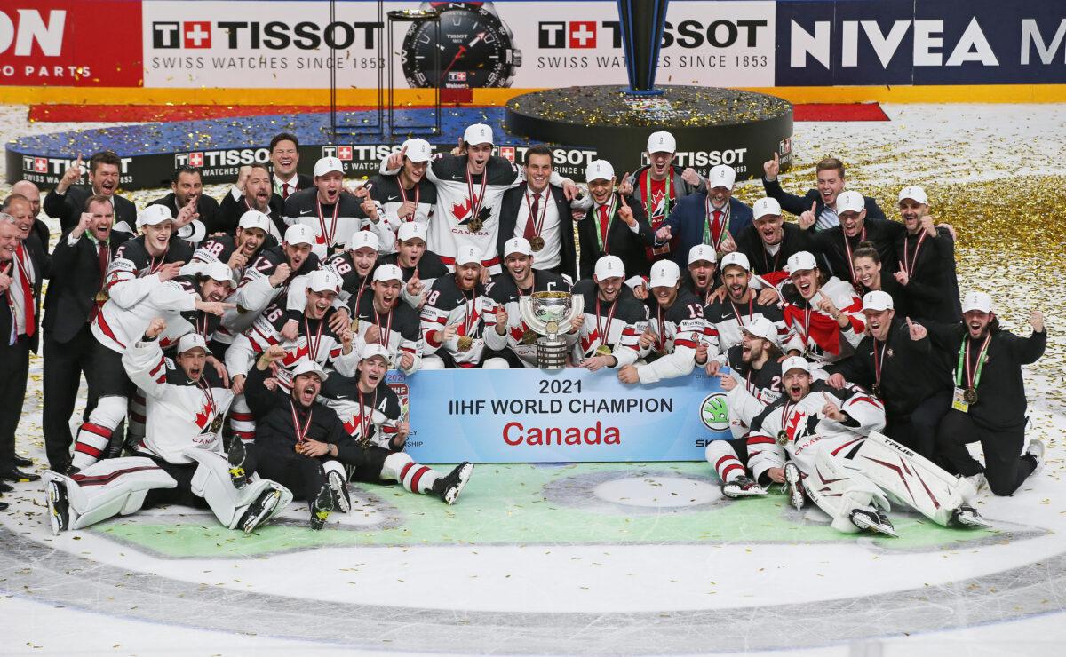 2021 IIHF World Championship Canada